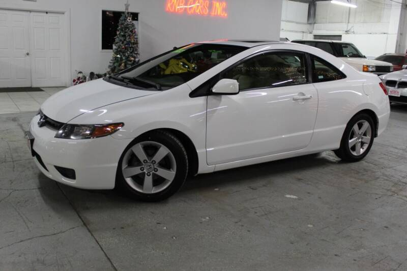 2008 Honda Civic for sale at R n B Cars Inc. in Denver CO