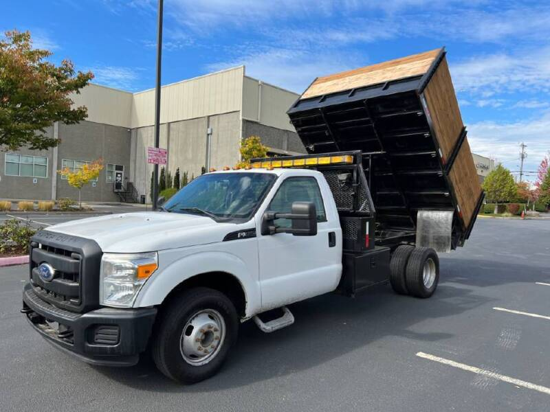 2012 Ford F-350 Super Duty for sale at Washington Auto Loan House in Seattle WA