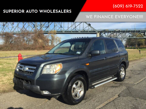 2006 Honda Pilot for sale at Superior Auto Wholesalers in Burlington City NJ