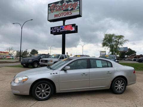 2007 Buick Lucerne for sale at Victory Motors in Waterloo IA