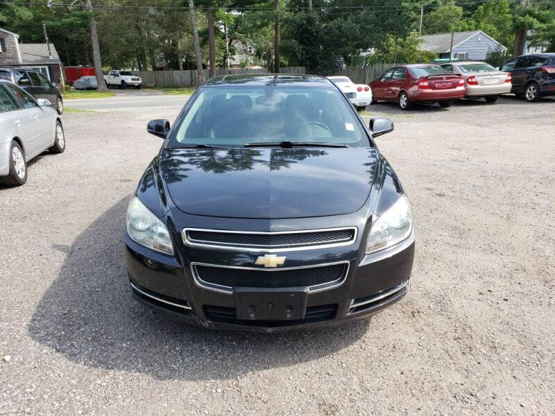 2010 Chevrolet Malibu for sale at 1st Priority Autos in Middleborough MA