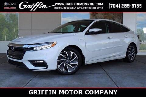 2019 Honda Insight for sale at Griffin Buick GMC in Monroe NC