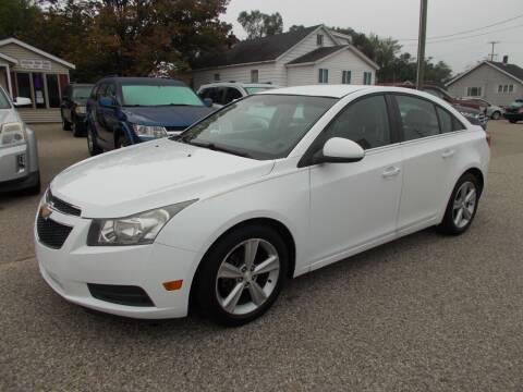 2012 Chevrolet Cruze for sale at Jenison Auto Sales in Jenison MI