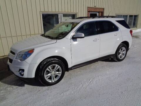 2011 Chevrolet Equinox for sale at De Anda Auto Sales in Storm Lake IA