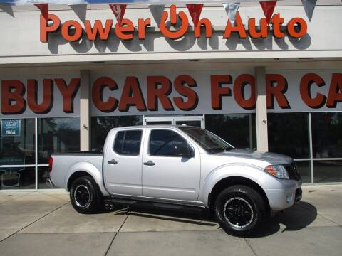 2015 Nissan Frontier for sale at Power On Auto LLC in Monroe NC