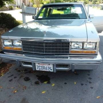 1979 Cadillac Seville for sale at Classic Car Deals in Cadillac MI