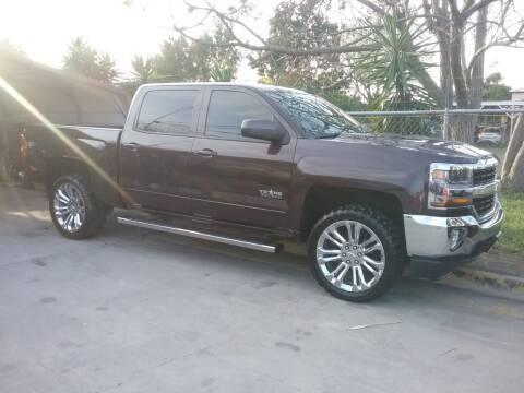 2016 Chevrolet Silverado 1500 for sale at Express AutoPlex in Brownsville TX