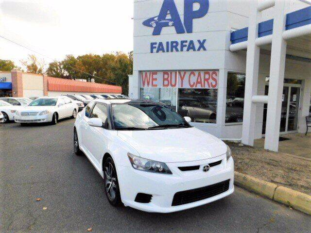 2013 Scion tC for sale at AP Fairfax in Fairfax VA