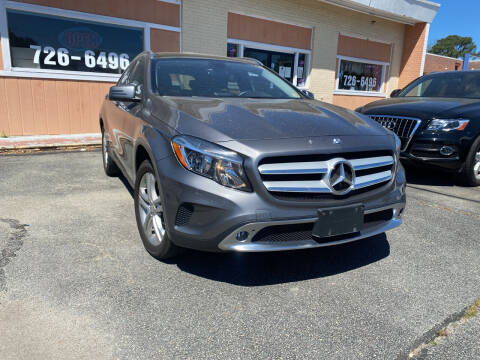 2015 Mercedes-Benz GLA for sale at City to City Auto Sales in Richmond VA