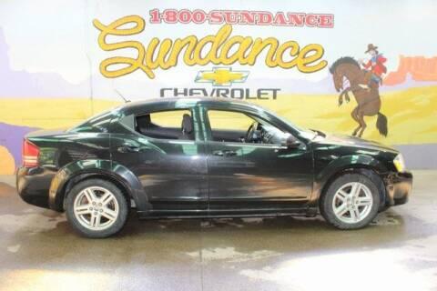 2010 Dodge Avenger for sale at Sundance Chevrolet in Grand Ledge MI