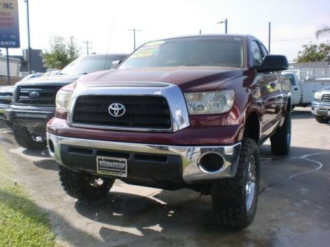 2007 Toyota Tundra for sale at Williams Auto Mart Inc in Pacoima CA