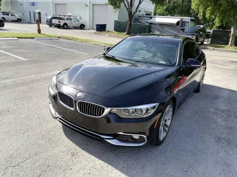 2019 BMW 4 Series for sale at Best Price Car Dealer in Hallandale Beach FL