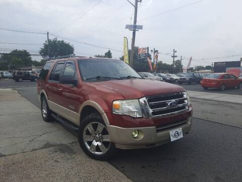 2007 Ford Expedition for sale at K & S Motors Corp in Linden NJ