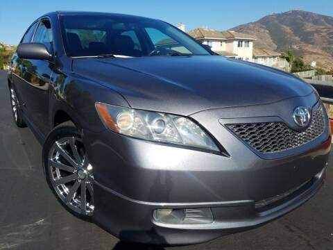 2009 Toyota Camry for sale at Trini-D Auto Sales Center in San Diego CA