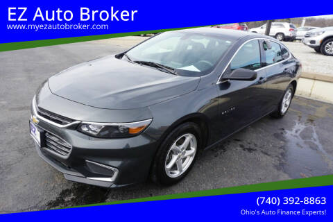 2018 Chevrolet Malibu for sale at EZ Auto Broker in Mount Vernon OH