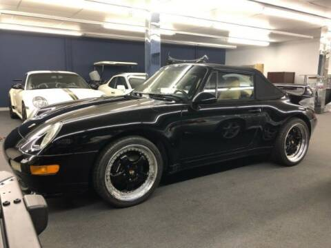 1997 Porsche 911 for sale at Classic Car Deals in Cadillac MI