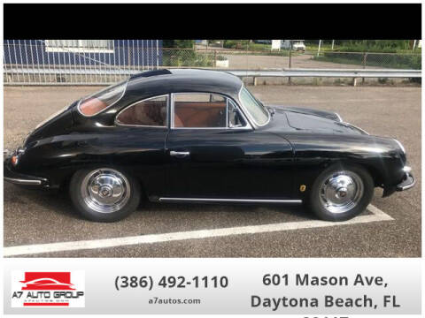 1962 Porsche 356 for sale at A7 AUTO SALES in Daytona Beach FL
