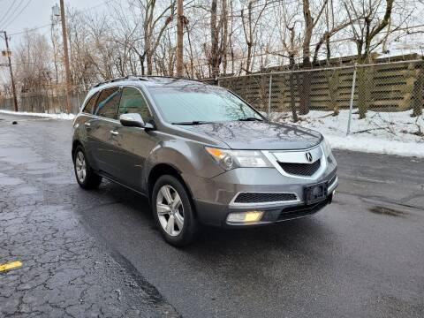 2011 Acura MDX for sale at U.S. Auto Group in Chicago IL