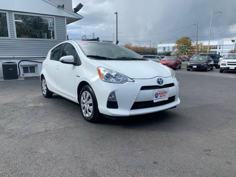 2013 Toyota Prius c for sale at 355 North Auto in Lombard IL