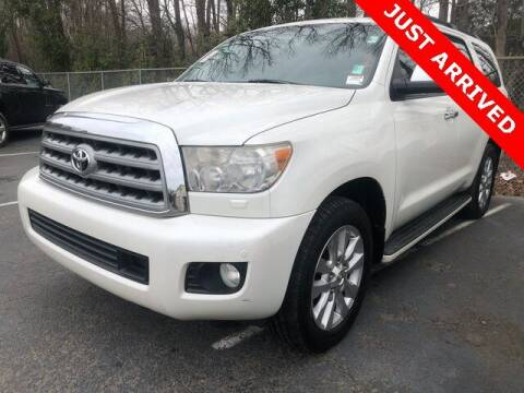 2010 Toyota Sequoia for sale at Brandon Reeves Auto World in Monroe NC
