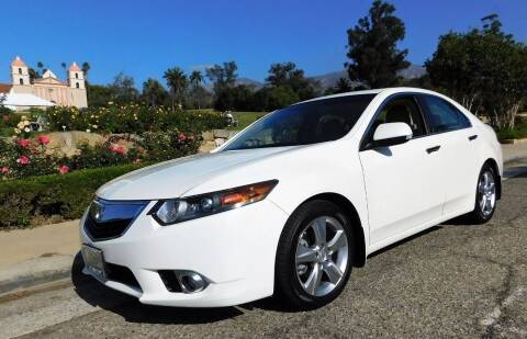 2011 Acura TSX for sale at Milpas Motors in Santa Barbara CA