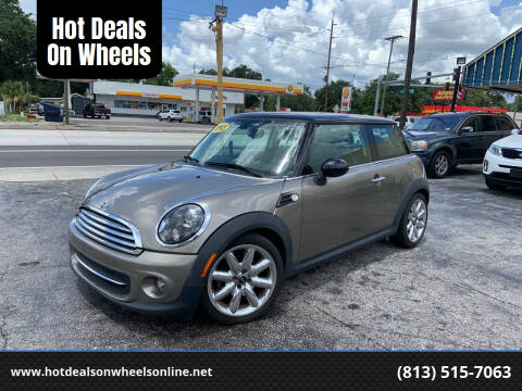 2013 MINI Hardtop for sale at Hot Deals On Wheels in Tampa FL