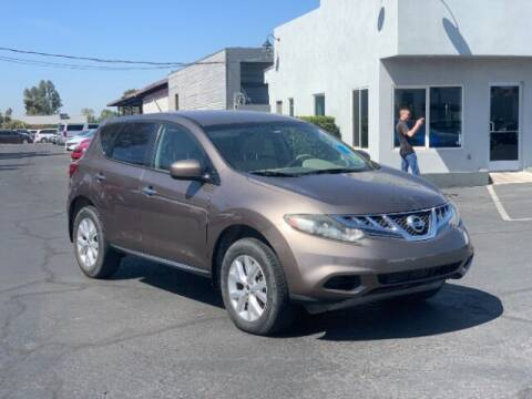 2014 Nissan Murano for sale at Brown & Brown Wholesale in Mesa AZ