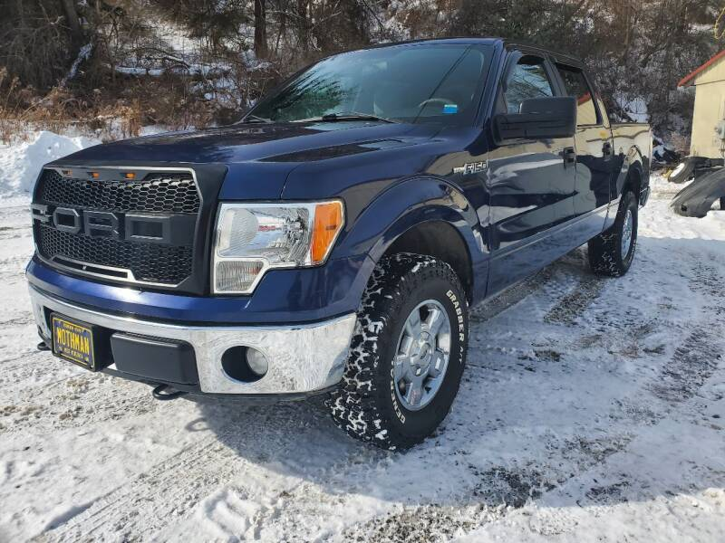 2012 Ford F-150 for sale at Alfred Auto Center in Almond NY