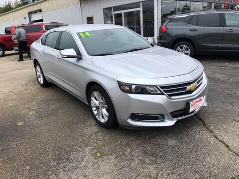 2014 Chevrolet Impala for sale at ROTMAN MOTOR CO in Maquoketa IA