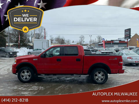 2008 Ford F-150 for sale at Autoplex Milwaukee in Milwaukee WI