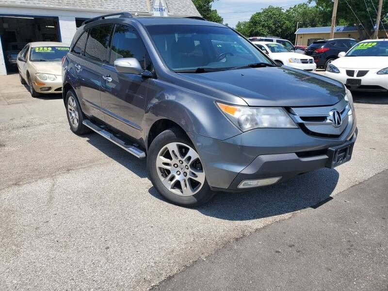 2008 Acura MDX for sale at Street Side Auto Sales in Independence MO