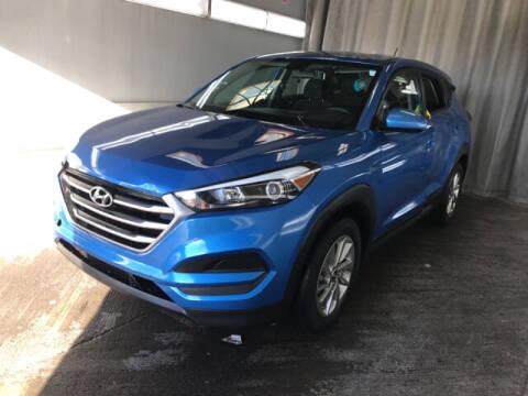 2017 Hyundai Tucson for sale at Brand Motors llc in Belmont CA