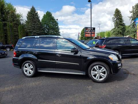 2011 Mercedes-Benz GL-Class for sale at Drive Motor Sales in Ionia MI