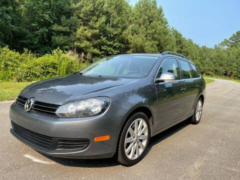 2013 Volkswagen Jetta for sale at Carrera AutoHaus Inc in Clayton NC
