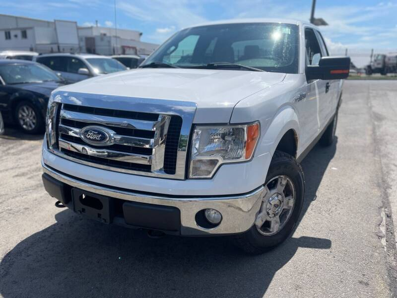 2011 Ford F-150 for sale at A1 Auto Mall LLC in Hasbrouck Heights NJ