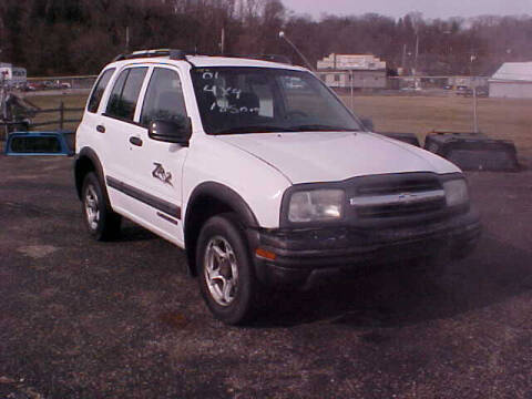 2001 Chevrolet Tracker for sale at Bates Auto & Truck Center in Zanesville OH