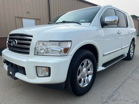 2006 Infiniti QX56 for sale at Prime Auto Sales in Uniontown OH