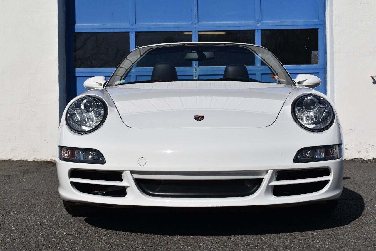 2008 Porsche 911 Carrera S 2dr Convertible full