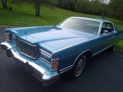 1978 Mercury Grand Marquis for sale at Classic Car Deals in Cadillac MI