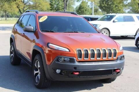 2014 Jeep Cherokee for sale at Road Runner Auto Sales WAYNE in Wayne MI