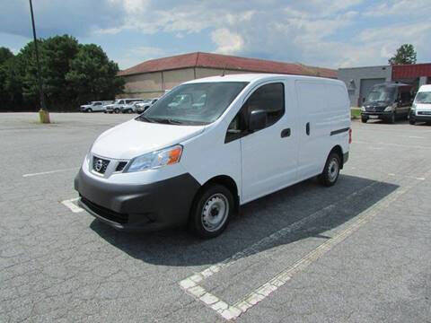 2017 Nissan NV200 for sale at Work-Van.com in Union City GA