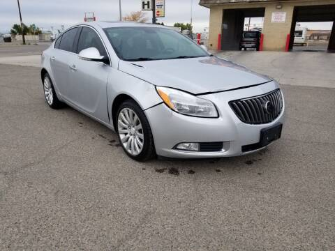 2012 Buick Regal for sale at KHAN'S AUTO LLC in Worland WY