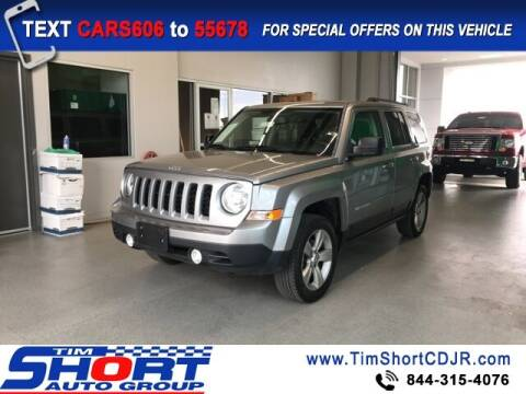 2016 Jeep Patriot for sale at Tim Short Chrysler in Morehead KY