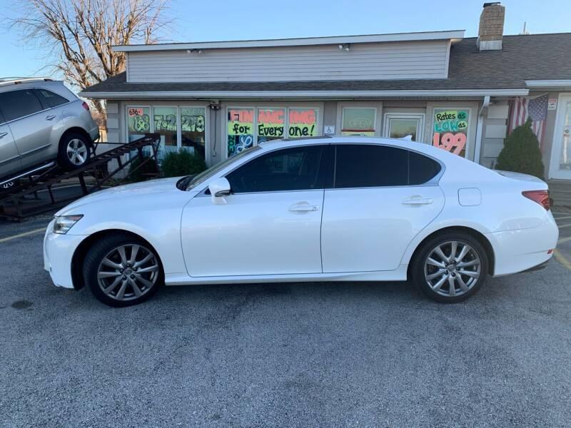 2013 Lexus GS 350 for sale at Revolution Motors LLC in Wentzville MO