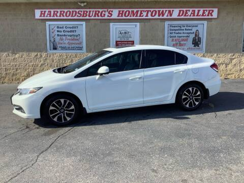 2013 Honda Civic for sale at Auto Martt, LLC in Harrodsburg KY