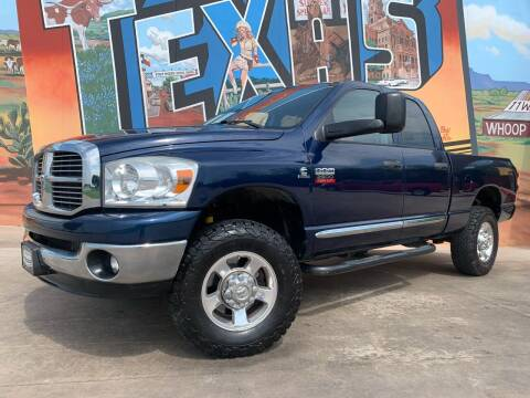2009 Dodge Ram Pickup 2500 for sale at Sparks Autoplex Inc. in Fort Worth TX