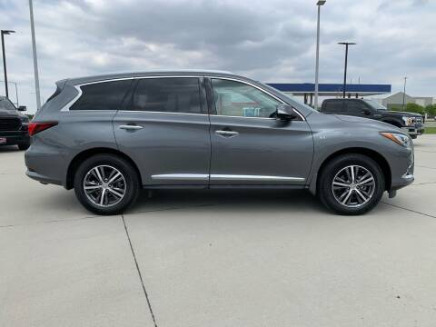 2020 Infiniti QX60 for sale at Sportline Auto Center in Columbus NE