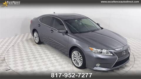 2013 Lexus ES 350 for sale at Excellence Auto Direct in Euless TX