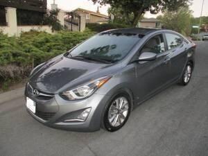 2016 Hyundai Elantra for sale at Inspec Auto in San Jose CA