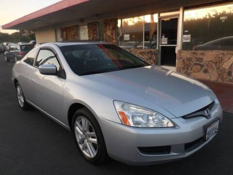 2005 Honda Accord for sale at Auto 4 Less in Fremont CA